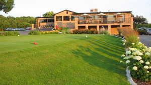 Ledgeview GC: Clubhouse
