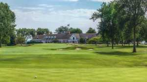 North Shore GC: Clubhouse
