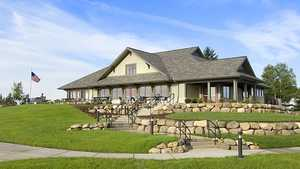 Pleasant View GC: Clubhouse