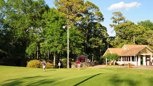 Cane Patch Par 3: Practice area