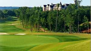 Robert Trent Jones Golf Trail at Ross Bridge: #5