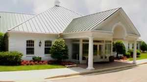 Greystone GC: Clubhouse