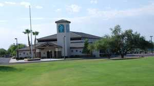 Sunland Springs Village: Clubhouse