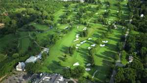 Whitemarsh Valley CC: Aerial view