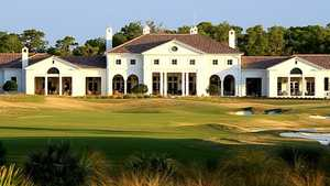 Concession GC: Clubhouse
