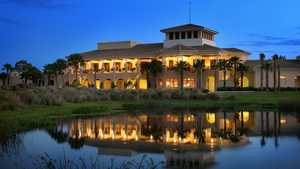 Venetian Golf & River Club: Clubhouse