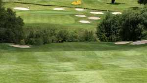 Bosque Real CC - 18-hole: #17