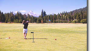 Big Meadow at Black Butte Ranch Driving Range