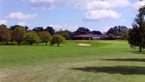 Door Creek GC: Clubhouse