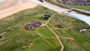 Peterhead GC: Aerial view
