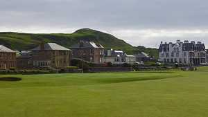 Machrihanish GC: Clubhouse