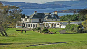Helensburgh GC: Clubhouse