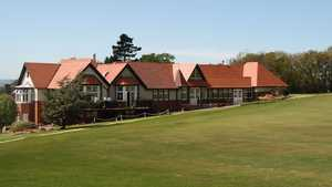 Mortonhall GC: Clubhouse