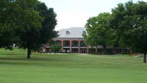 Huntsville CC: Clubhouse