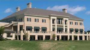 Montgomery CC: Clubhouse
