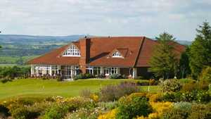 Lee Valley GCC: Clubhouse