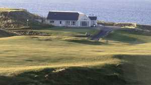 Cruit Island GC: Clubhouse