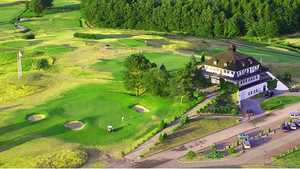 Amber Baltic GC: Clubhouse