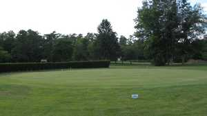 Hamilton Trails CC: Practice area
