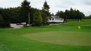 Ruthin Pwllglas GC: Clubhouse