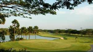 Royal Selangor GC: Practice area