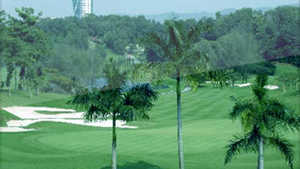 Kelab Golf Perkhidmatan Awam - Hill: #9