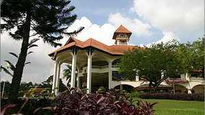 Kelab Golf Sultan Abdul Aziz Shah: Clubhouse