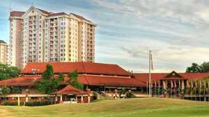 Seri Selangor GC: Clubhouse