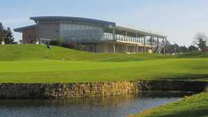 Donabate GC: Clubhouse