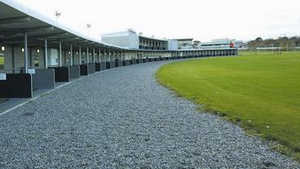 Leopardstown GC: Driving range