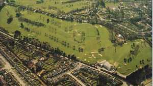 Milltown GC: Aerial view