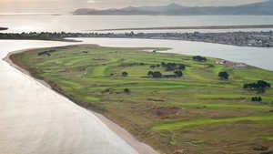 Portmarnock GC: Aerial view
