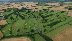 Athy GC: Aerial view