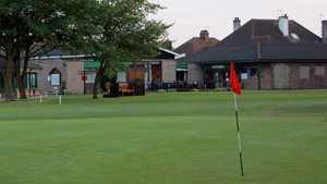 Llanwern GC: Clubhouse