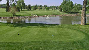 Eighteen Hole at Indian Tree GC: #10