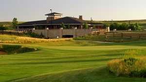 Walnut Creek Golf Preserve: #9
