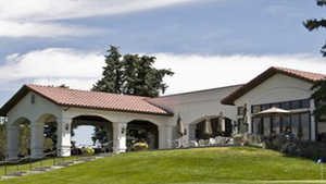 Ranch CC: Clubhouse