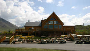 Oquirrh Hills GC: Clubhouse