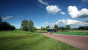 Wyboston Lakes Golf: #18