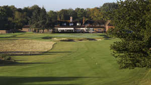 Sonning GC: Clubhouse