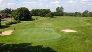Abbey Hill GC - Main: #16
