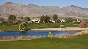 Mojave Resort: 16th green
