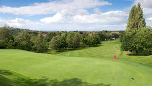 Knowle GC: #1