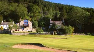 Eskdale GC: Clubhouse