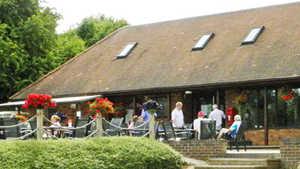 Breedon Priory GC: Clubhouse