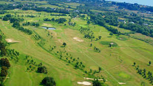 Wexford GC: Aerial