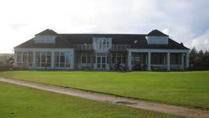 Churston GC: Clubhouse