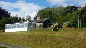 Hurdwick GC: Clubhouse
