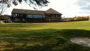 Crook GC: Clubhouse
