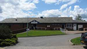Roseberry Grange Community GC: Clubhouse